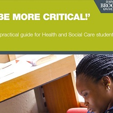 Be more critical: A practical guide image